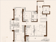 5#7#122㎡四房两厅两卫
