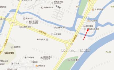 新车站附近荔园南路锦绣家园交通便利离步行街一公里-莆田租房