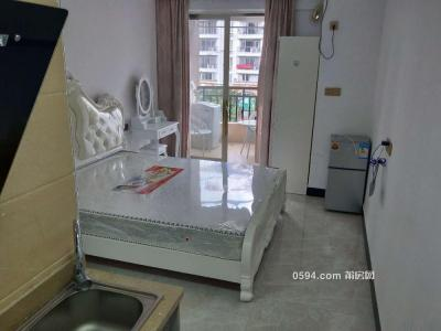 房东个人 安福双洋广场旁 兴安名城北区单身公寓 欧式-莆田租房