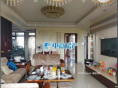 凤达滨河豪园 装修 两证满2 送家具家电 高层-莆田二手房