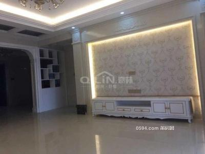 涵江华侨新城 隆恒沃尔玛附近 欧式精装修两房 拎包入-莆田租房
