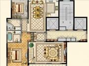 2#楼172㎡四房两厅四卫