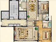 2#楼170㎡四房两厅四卫