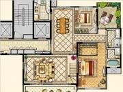 2#楼175㎡四房两厅四卫