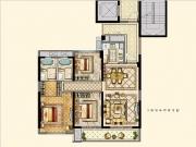 1#5#楼108㎡高层三房