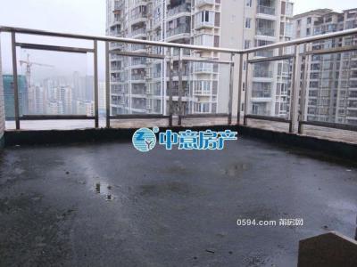 附属医院对面 东城一号 高层楼中楼 三面采光 赠送露台-莆田二手房