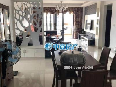中凯富立方--高层视野好--精装修大三房仅售16000元-莆田二手房