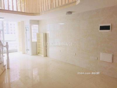 联创国际广场简欧设计两室复式楼、楼层好视野采光好-莆田租房