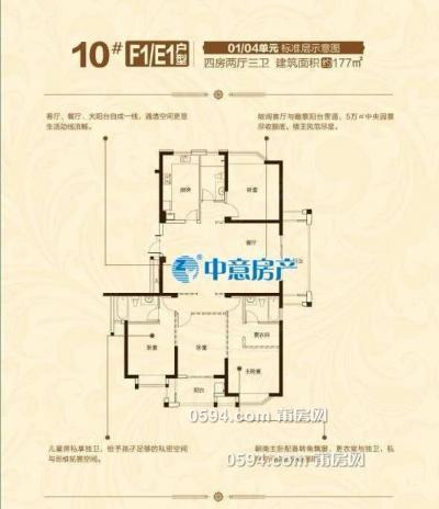 正荣润璟     南北西  177.69    高层底价    仅售18009元-莆田二手房