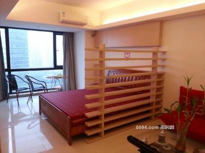 汉庭C区 1室1厅1卫 高层精装-莆田租房