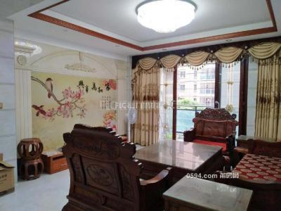 凤达滨河豪园3室2厅2卫大套房、彰显醇厚底蕴拎包入住-莆田租房