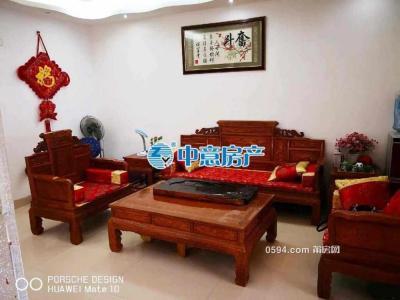 三和观天下3房变5房2厅2卫 130平 高层送红木家具送50平-莆田二手房