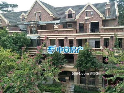 欧氏领秀联排别墅 价格比套房便宜总价480万-莆田二手房