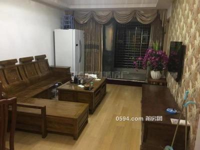 万科城一期3室2厅精装小三房、全屋配套齐全、随时看房-莆田租房