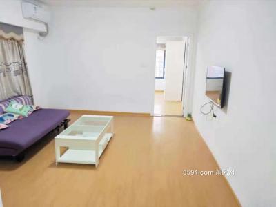 万达广场 正规一室一厅 大客厅 欧式风格精装修 家电-莆田租房