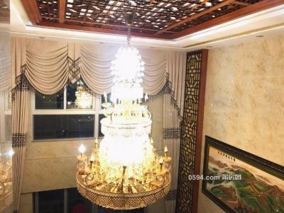 萬輝國際城11-13層樓中樓,使用面積300多平,空中藝墅-莆田二手房