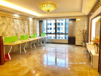 凤达滨河豪园高层豪装经典大四房、实用高效、随时入住-莆田租房