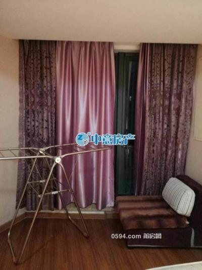 万达SOHO单身公寓1房1厅1卫高层精装修 租金1500-莆田租房