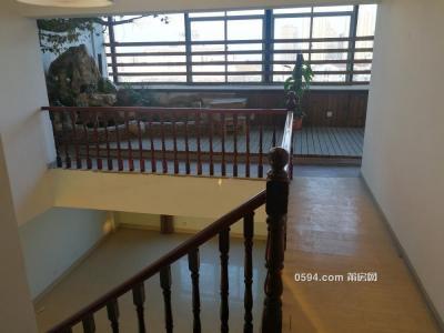 汉庭花园A区楼中楼高层电梯 3室3厅观景台精装修-莆田租房