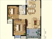 2#楼80㎡两房两厅
