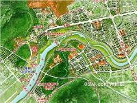木兰陂片区城市规划图