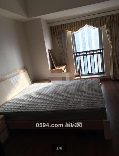 万达广场 单身公寓1房1厅1卫精装修租金1600-莆田租房
