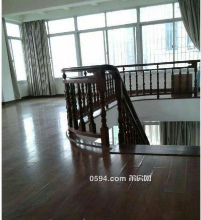 萬興花園樓中樓  廳大4房2廳2衛  辦公居住都可以  月租金4100-莆田租房
