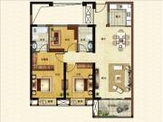 三期11#楼108㎡三房两厅