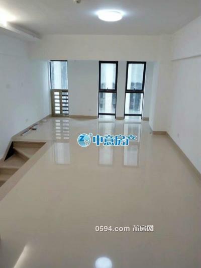 新日财富 艾力艾高层复式楼2房2厅2卫精装修 新房租金3200-莆田租房