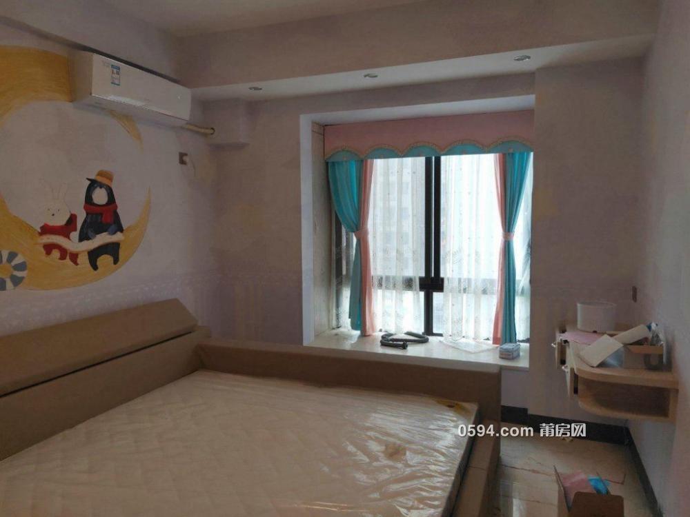 正荣润璟 带车位 豪装3房 全新未入住 南北东 家电家具齐全-室内图