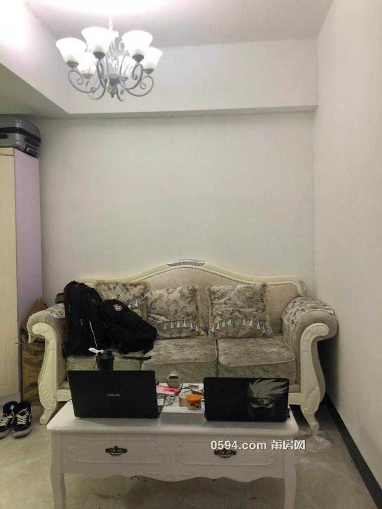 急租 安福,兴安名城北区,单身公寓,配套齐全,拎包入住-