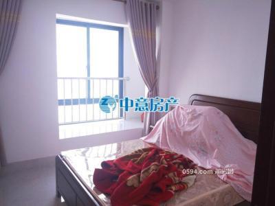 中海国际 精装3房 家私全齐 3300元-莆田租房