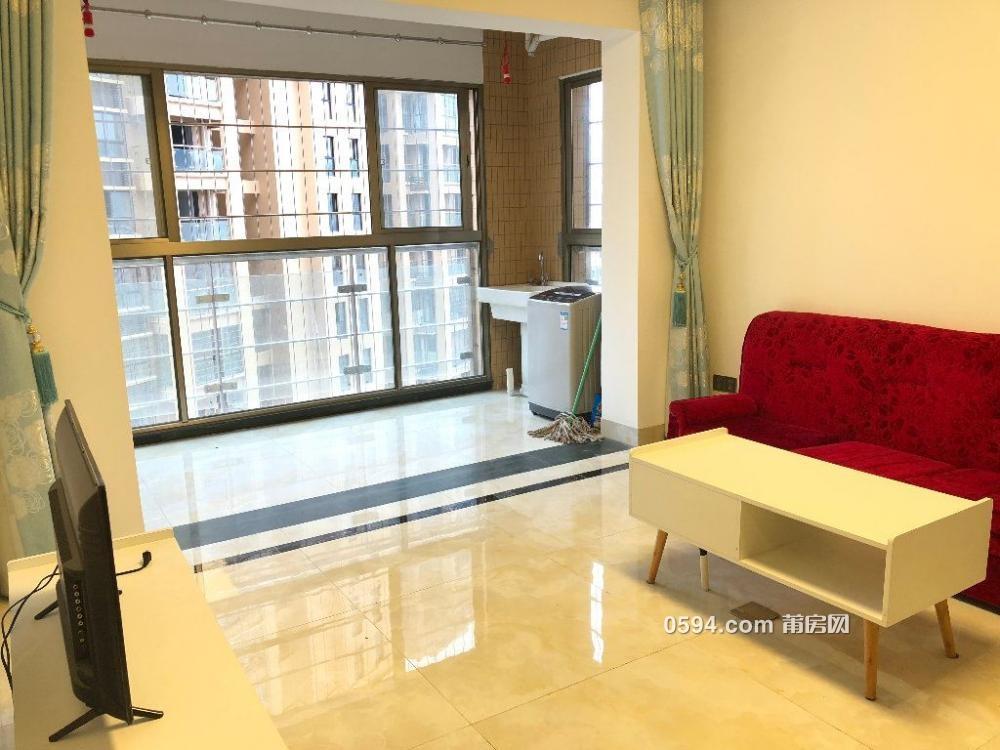 新一中门口 富邦学苑 现代简约风格 经典温馨3房 拎包入住-室内图