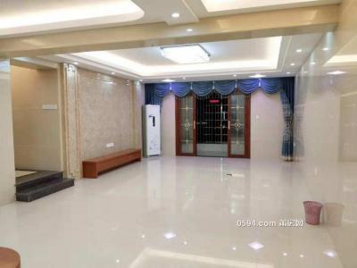 宏丰豪园新出精装四房可全配、格局空间超大、层高前排视-莆田租房