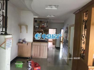 龙辉花园 南北东三面采光 中装3房 单价低只要8727元-莆田二手房