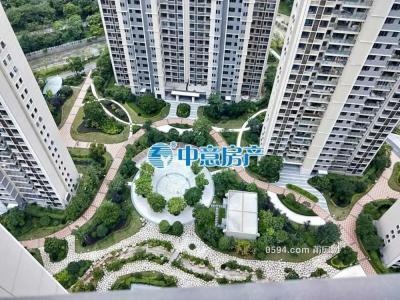 公园里的家 雅颂居 高层毛坯 141.61平4房-莆田二手房