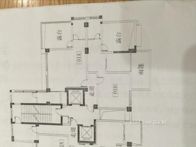中特赠送两个大露台.使用面积170.户型漂亮..配套方便-莆田二手房