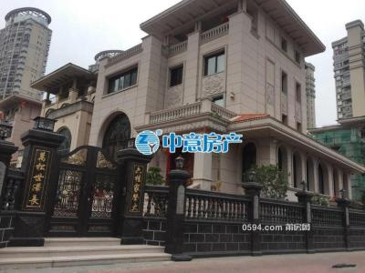 东城一号别墅 豪华装修 占地一亩 超低总价1499 万错过无再有-莆田二手房