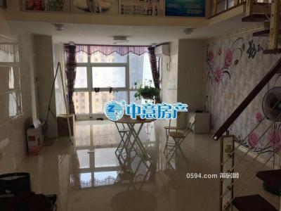 联创国际广场2房2厅2卫高层精装修 复式楼?#26032;?#31199;金2500-莆田租房