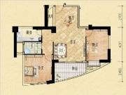 4#88㎡两房两厅一卫