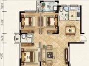 5#128㎡三房两厅两卫两阳台