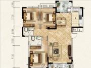 5#138㎡三房两厅两卫两阳台