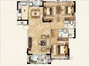 6#143㎡三房两厅两卫两阳台