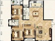 7#158㎡三房两厅两卫两阳台