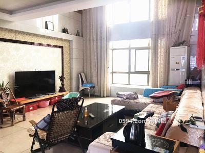 高層南北東三面光 祥榮荔樹灣 稀有復式好房 真正的物-莆田二手房