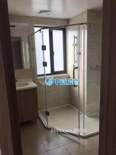 富力尚悦居精装4室2厅 交通便利 空气清新每月仅需2300-莆田租房