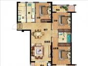 38#98#楼约120㎡3房2厅2卫