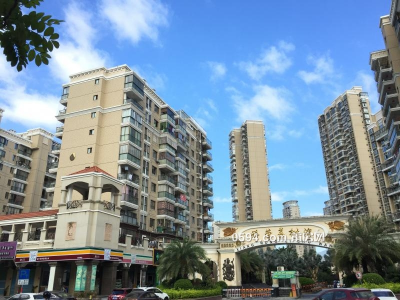 城东新天地左岸兰湾旁祥荣荔树湾毛坯高层2房 证满2年-莆田二手房