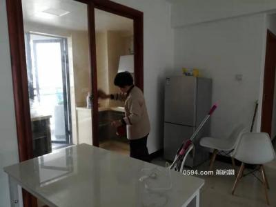 中海國際 中裝3房 南北西三面采光 家具家電齊全 一個月3300-莆田租房
