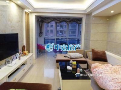 凤达滨河豪园4房2厅2卫高层南北东 精装修 1平只卖14800!!-莆田二手房